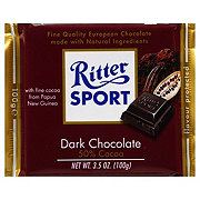 Ritter Sport 50% Cocoa Dark Chocolate