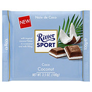Ritter Sport Chocolate With Coconut