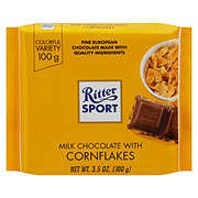 Ritter Sport Chocolate With Corn Flakes