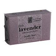 River Soap Company Fresh Lavender Soap