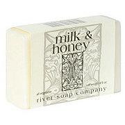 River Soap Company Milk and Honey Soap