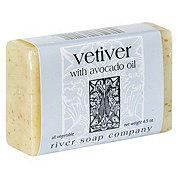 River Soap Company Vetiver with Avocado Oil Soap