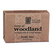 River Soap Company Woodland with Hemp Seed Oil Soap