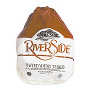 Riverside Frozen Grade A Whole Turkey