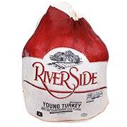 Riverside Frozen Grade A Whole Turkey