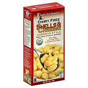 Road's End Organics Cheddar Style Shells and Chreese