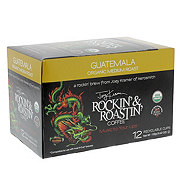 Rockin & Roastin' Guatemala Organic Medium Roast Coffee