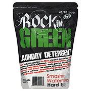 Rockin Green Smashing Watermelons Laundry Detergent