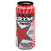 Rockstar BOOM! Whipped Strawberry Energy Drink