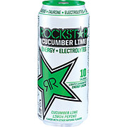 Rockstar Cucumber Lime Energy Drink