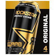 Rockstar Double Strength Energy Drink