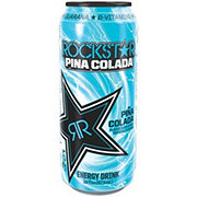 Rockstar Freeze Pina Colada Energy Drink