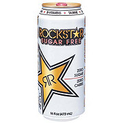 Rockstar Sugar Free Double Strength Energy Drink