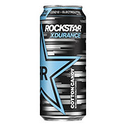Rockstar Sugar Free Smashed Blue Super Energy Drink