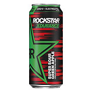 Rockstar Zero Sugar Super Sours Green Apple Super Energy Drink