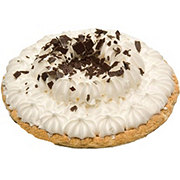 Rocky Mountain Chocolate Cream Pie