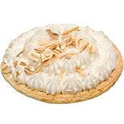 Rocky Mountain Coconut Meringue Pie, No Sugar Added