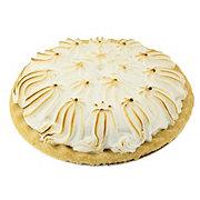 Rocky Mountain Lemon Meringue Pie, No Sugar Added
