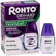 Rohto Dry Aid Dry Eye Relief