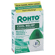 Rohto Redness Relief Lubricant Eye Drops