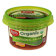 Rojo's Organic Salsa Traditional Medium