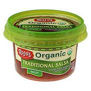 Rojo's Organic Salsa Traditional Mild