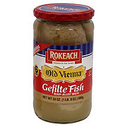 Rokeach Old Vienna Gefilte Fish Ready-Jellied Broth