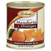 Roland Mandarin Orange Segments In Light Syrup