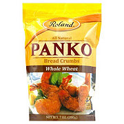 Roland Whole Wheat Panko Bread Crumbs