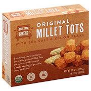 Rollin Greens Sea Salt Onion Millet Tots