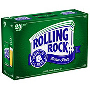 Rolling Rock Premium Extra Pale Beer 12 oz Cans
