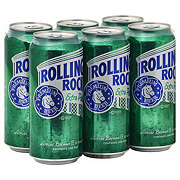 Rolling Rock Premium Extra Pale Beer 16 oz Cans