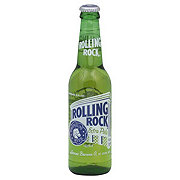 Rolling Rock Premium Extra Pale Beer Bottle
