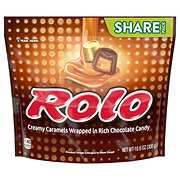 Rolo Milk Chocolate And Caramel Candy