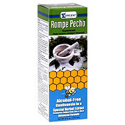 Rompe Pecho Cough Syrup Special Herbal Extract