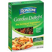 Ronzoni Garden Delight Tricolor Penne Rigate