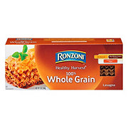 Ronzoni Healthy Harvest Whole Wheat Blend Lasagna