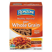 Ronzoni Healthy Harvest Whole Wheat Penne Rigate