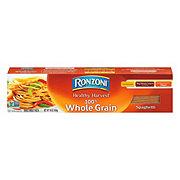 Ronzoni Healthy Harvest Whole Wheat  Spaghetti