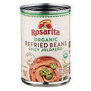 Rosarita Organic Spicy Jalapeno Refried Beans