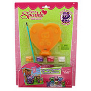 RoseArt Spin & Sparkle Neighborhood Pet Pal Collection Assorted Character Refill Packs