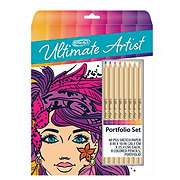 RoseArt Ultimate Art Coloring Port Set
