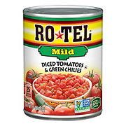 Rotel Mild Diced Tomatoes and Green Chilies
