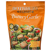 Rothbury Farms Buttery Garlic Croutons