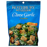 Rothbury Farms Cheese Garlic Croutons