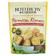 Rothbury Farms Parmesan Romano French Bread Croutons