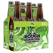 Rough Diamond Brewery IPA Beer 12 oz Bottles