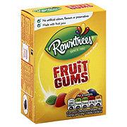 Rowntrees Carton Fruit Gums
