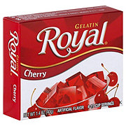Royal Cherry Gelatin Mix