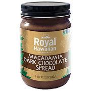Royal Hawaiian Orchards Macadamia Dark Chocolate Spread